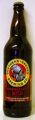 Southern Oregon Woodshed Red - Amber Ale