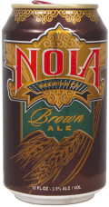 NOLA Brown Ale - Mild Ale