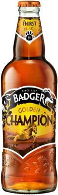 Badger Golden Champion Ale - Golden Ale/Blond Ale