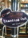 Outstanding Standing Out  - Golden Ale/Blond Ale