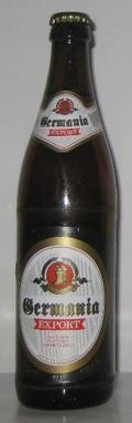 Germania Export - Dortmunder/Helles