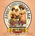 Avery Anniversary Sixteen - Saison
