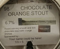 Cambridge Moonshine Chocolate & Orange Stout - Stout