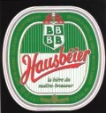 Bofferding Hausbier - Pilsener