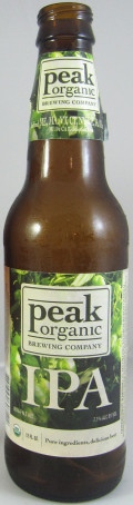 Peak Organic IPA - India Pale Ale &#40;IPA&#41;