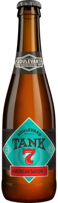 Boulevard Smokestack Series - Tank 7 Farmhouse Ale - Saison