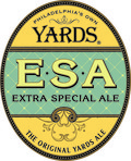 Yards Extra Special Ale &#40;ESA&#41; - Premium Bitter/ESB