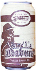 Cigar City Vanilla Maduro Brown Ale - Brown Ale