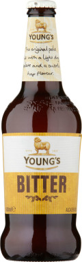 Youngs Bitter (Bottle conditioned - 4.5%) - Bitter