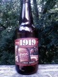 Petes Place 1919 Choc Beer - Wheat Ale