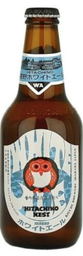 Hitachino Nest White Ale - Belgian White (Witbier)