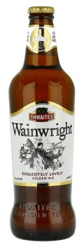 Thwaites Wainwright &#40;Pasteurised&#41; - Golden Ale/Blond Ale