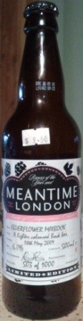 Meantime Elderflower Maibock - Heller Bock