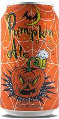 Wild Onion Pumpkin Ale - Spice/Herb/Vegetable