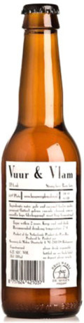 De Molen Vuur & Vlam &#40;Fire & Flames&#41; - India Pale Ale &#40;IPA&#41;