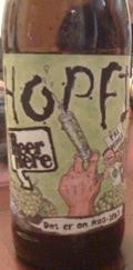 Beer Here Hopfix - India Pale Ale &#40;IPA&#41;
