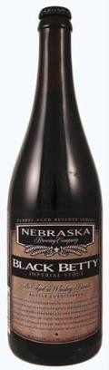 Nebraska Brewing Company Reserve Series Black Betty Russian Imperial Stout - Imperial Stout