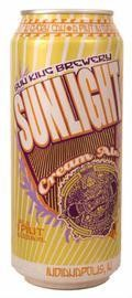 Sun King Sunlight Cream Ale - Cream Ale