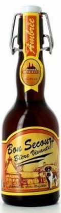 Caulier Bon Secours Ambr�e - Belgian Strong Ale