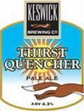 Keswick Thirst Quencher - Golden Ale/Blond Ale