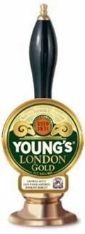 Youngs London Gold / Kew Gold (Cask) - Golden Ale/Blond Ale