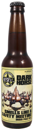 Dark Horse Smells Like Weed IPA - Imperial/Double IPA