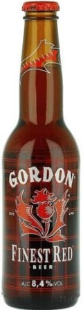 Gordon Finest Red - Amber Lager/Vienna