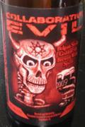 Flossmoor Station Collaborative Evil 2009 - Belgian Strong Ale