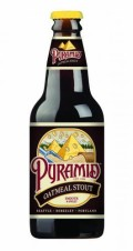 Pyramid Oatmeal Stout - Sweet Stout