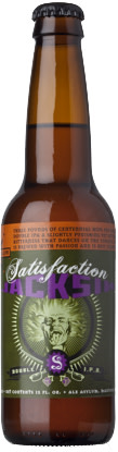 Ale Asylum Satisfaction Jacksin - Imperial/Double IPA
