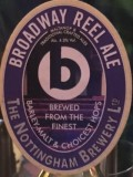 Nottingham Broadway Reel Ale - Golden Ale/Blond Ale
