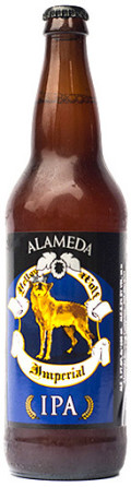 Alameda Yellow Wolf Imperial IPA - Imperial/Double IPA