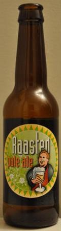 Raasted Pale Ale - American Pale Ale