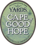 Yards Cape of Good Hope IPA - India Pale Ale (IPA)