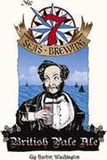 7 Seas British Pale Ale - English Pale Ale
