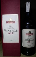 Fullers Vintage Ale 2001 - English Strong Ale