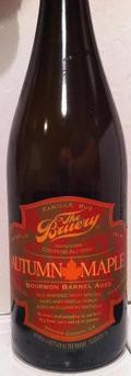 The Bruery Autumn Maple Barrel Aged - Spice/Herb/Vegetable