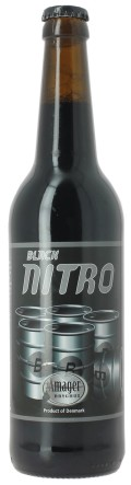 Amager Black Nitro - Black IPA