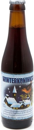 Winterkoninkske &#40;Winter King&#41; - Belgian Strong Ale