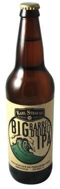 Karl Strauss Big Barrel Double IPA  - Imperial/Double IPA