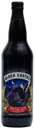 Nectar Ales Black Xantus - Imperial Stout
