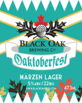 Black Oak Oaktoberfest - Oktoberfest/Mrzen