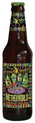 Flying Monkeys Netherworld Cascadian Dark Ale - Black IPA