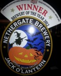 Nethergate Jack O Lantern - Bitter