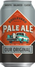 Boulevard Pale Ale - American Pale Ale