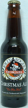 Maritime Pacific Jolly Roger Christmas Ale - English Strong Ale