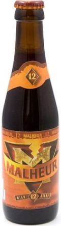 Malheur 12 - Belgian Strong Ale