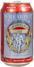 Fremont Abominable Winter Ale - English Strong Ale
