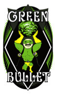 Asher Green Bullet Organic IPA - India Pale Ale (IPA)