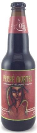 Dieu du Ciel Pch Mortel  - Imperial Stout